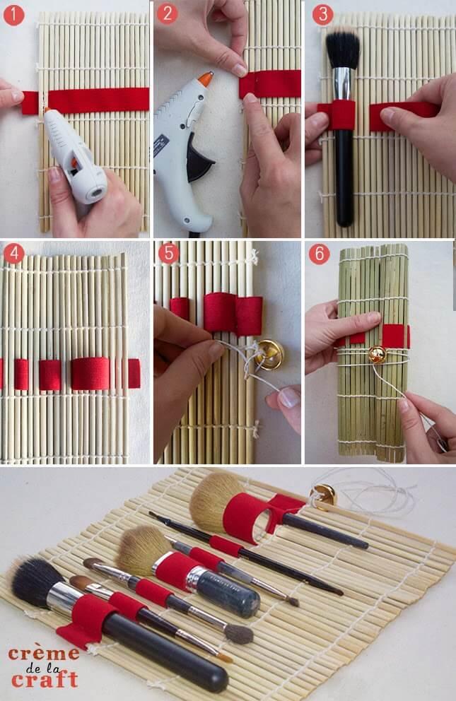 Органайзер для косметики своими руками - легко и просто!