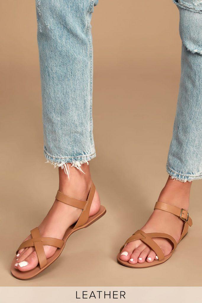 Женские сандалии - выбор ваших ножек