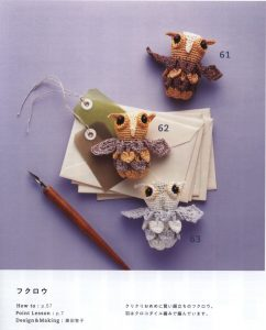 Связать крючком игрушку сову - 15 самых интересных мк