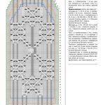 Варежки спицами пошагово - этот удобный индийский клин