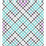Схемы рисунков фенечек