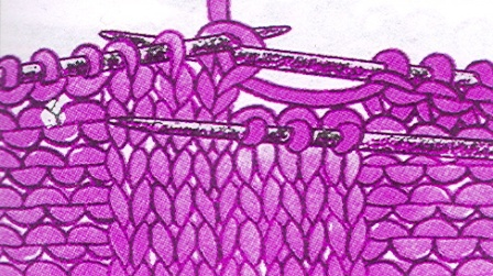 Рисунок косы