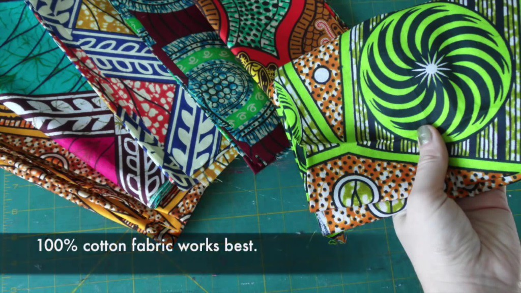 Бусы бохо из ткани мастер-классы