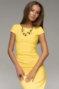 Коллекция летних платьев-футляр