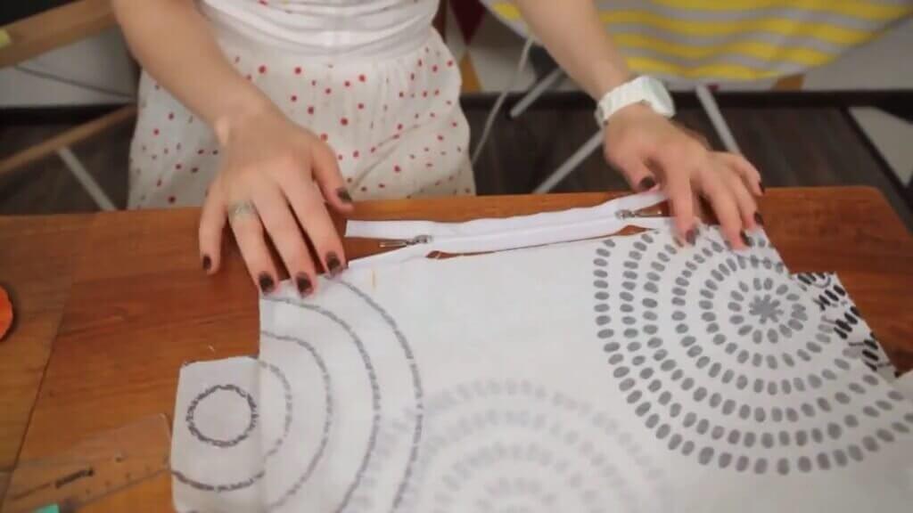 Детский чехол для матраса (мастер-класс)