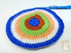 Мастер-класс по вязанию сумки-кошелька