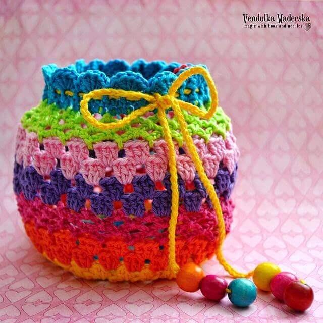 Красивая сумочка для леди