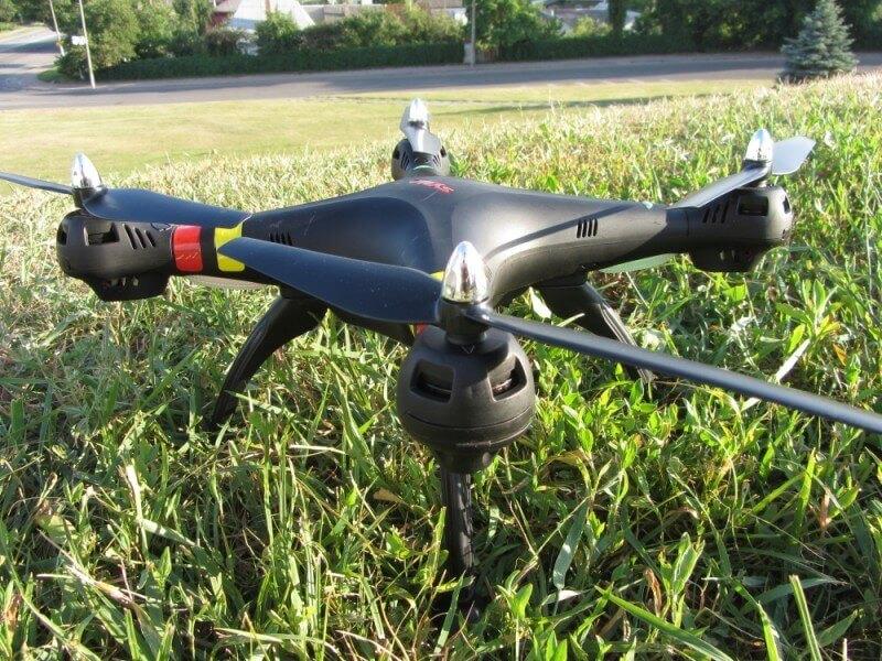Квадрокоптеры: летающая камера в каждом доме