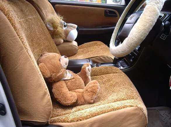 Как сшить чехлы на автомобиль своими руками?