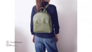 Стильный рюкзачок - мастер класс