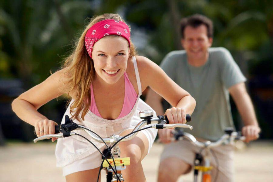 На велосипеде по всему миру