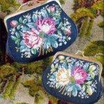Схемы вышивки бисером