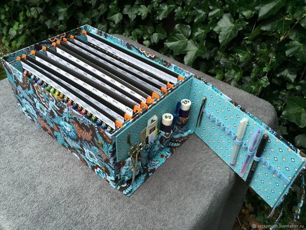 Коробки и коробочки