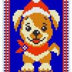 Картинки-схемы для вязания детских жилетов