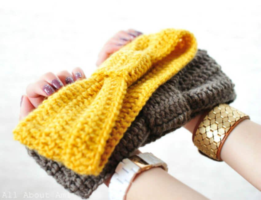 Из старого свитера