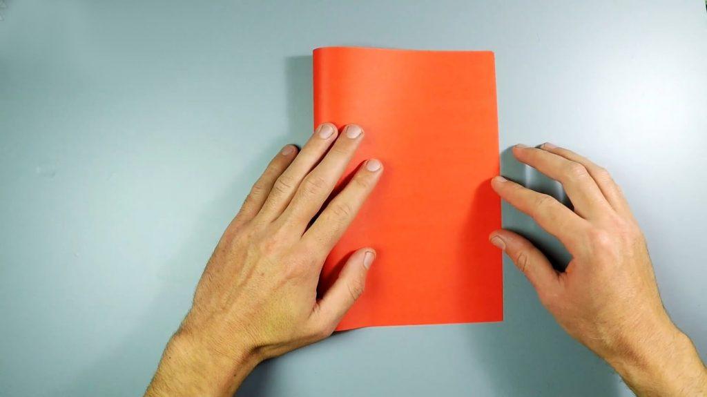 Как быстро сделать простой кошелёк-оригами