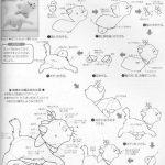 Как легко и просто сшить мягкого кота - выкройки и мк