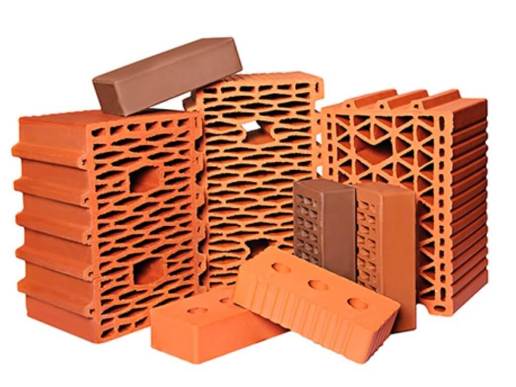 Керамические поризованные блоки СБК