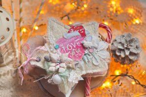 Подарок на Новый год сделанный своими руками