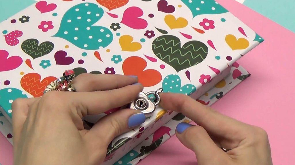 Органайзер для украшений своими руками - поделки из картона