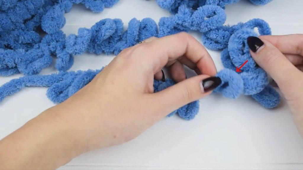Хотите снять стресс - свяжите руками кардиган из пряжи ализе пуффи