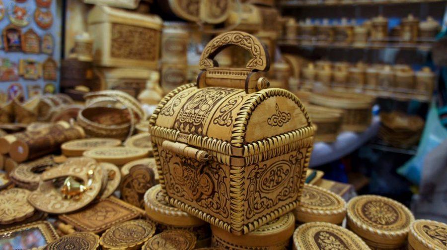 Туристическая отрасль и народное искусство