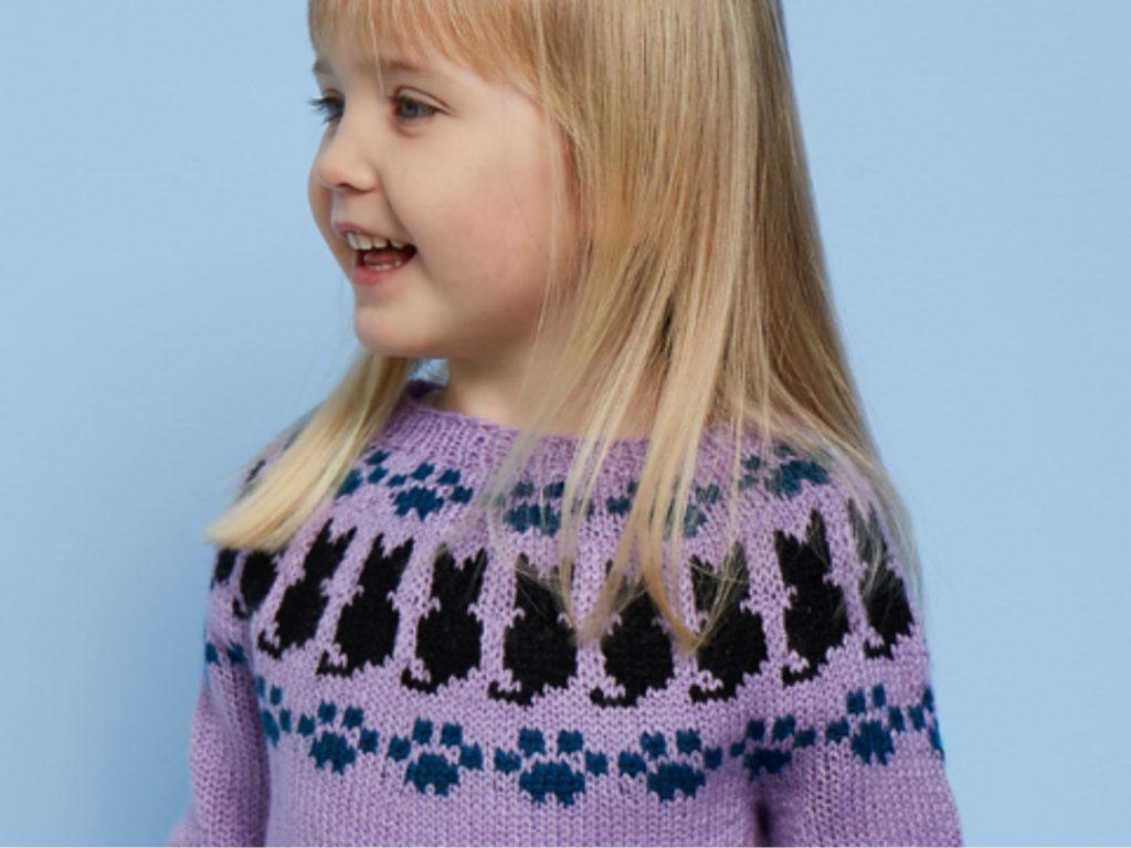 Жакет для девочки спицами - новые модели с пошаговым описанием